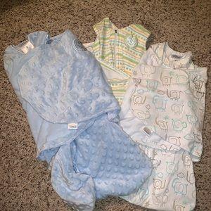 Halo Sleepsack Swaddle Bundle Newborn